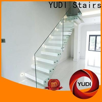 YUDI Stairs floating staircases cost for villa