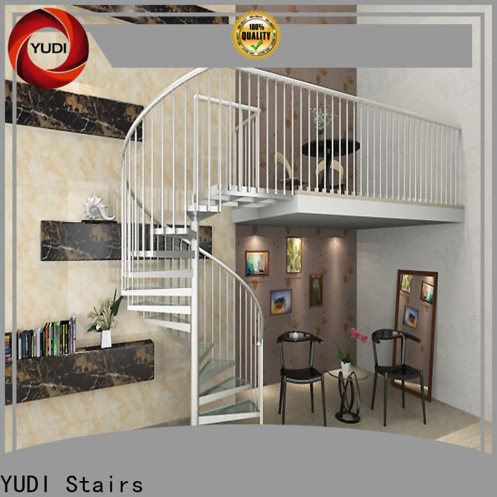 buy spiral staircase factory price for indoor