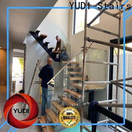 Best straight flight staircase suppliers for aprtment