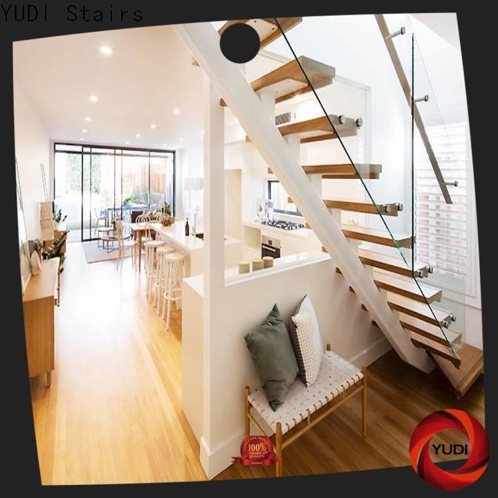 Top straight staircase company for villa
