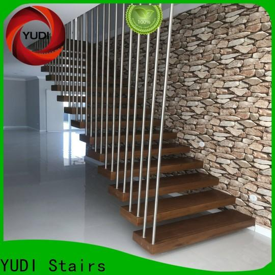 High-quality floating steps supply for apartment