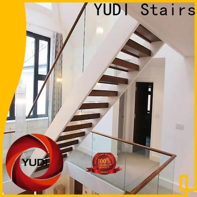 YUDI Stairs Top staircase types cost for interior & outside
