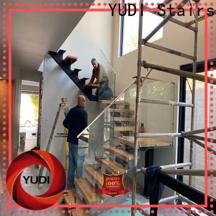 YUDI Stairs internal stairs design wholesale for aprtment