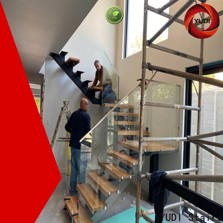 Best straight flight staircase company for residential