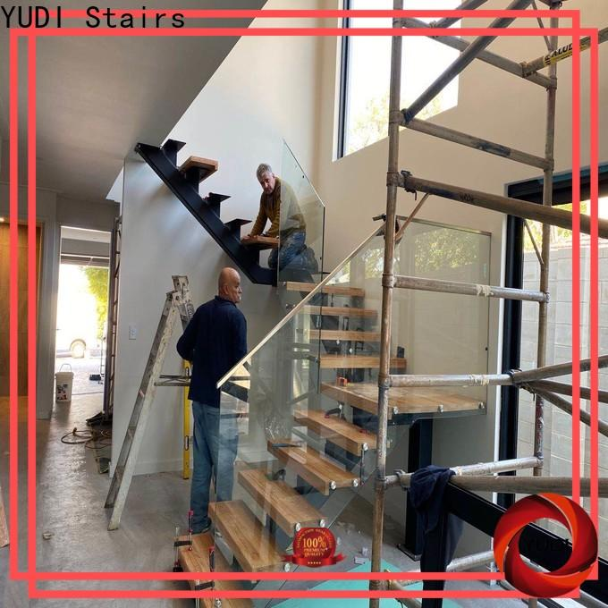 YUDI Stairs Quality straight stair for villa