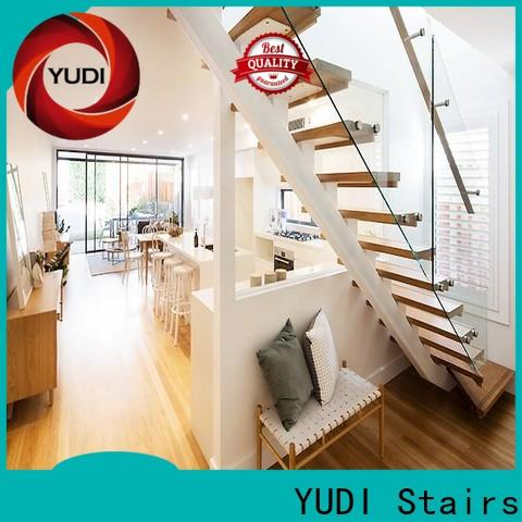 YUDI Stairs interior stairs design cost for aprtment