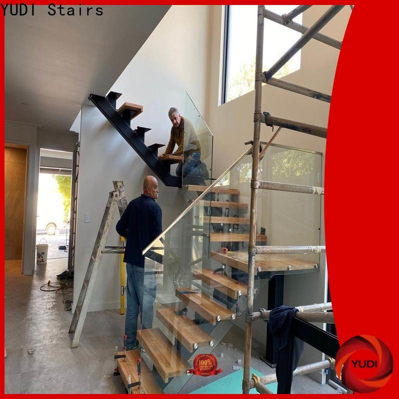 YUDI Stairs interior stairs design price for aprtment