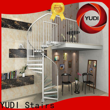 YUDI Stairs exterior spiral staircase vendor for home