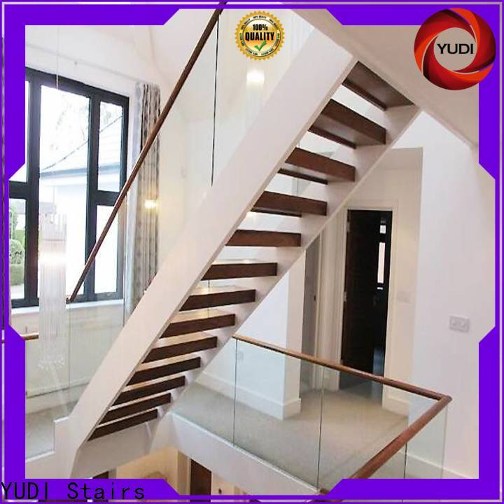 YUDI Stairs Best u shaped staircase design ideas supply for interior & outside