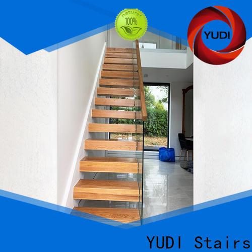 YUDI Stairs Top floating treads vendor
