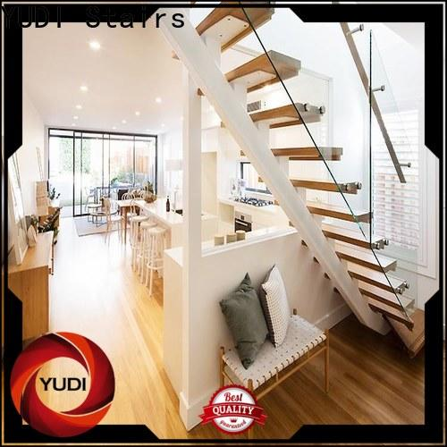 YUDI Stairs Custom made straight staircase suppliers for home