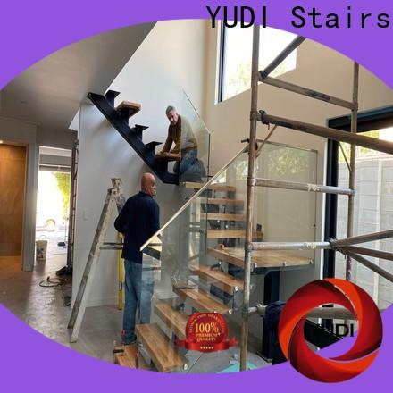 YUDI Stairs Best internal stairs design company for villa