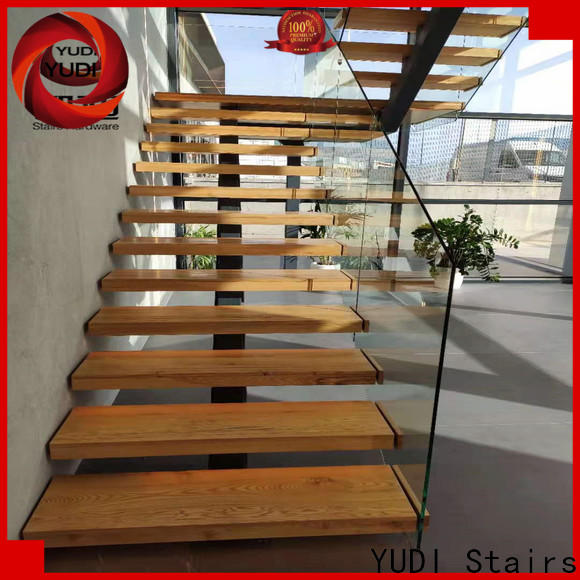 YUDI Stairs Quality straight stairs vendor for home